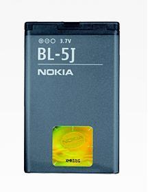 Nokia baterie BL-5J Li-Ion 1430 mAh - bulk