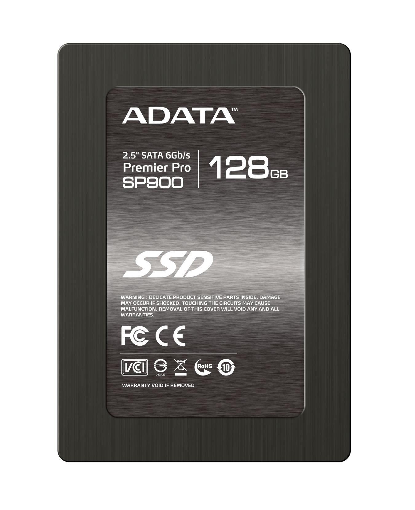 """ADATA SSD SP900 Premier Pro 128GB 2.5"""" SATA III"""