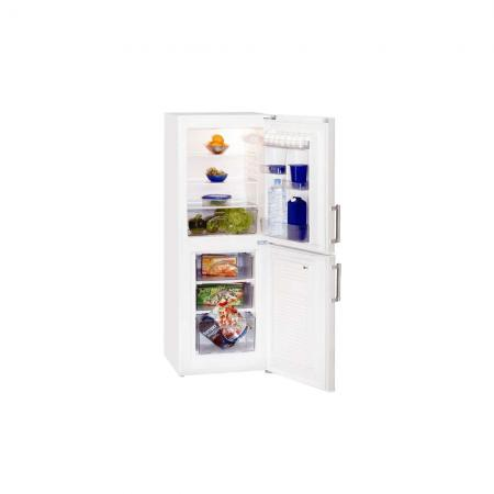 Chladnička komb. Exquisit KGC 233/60-4.1 bílá