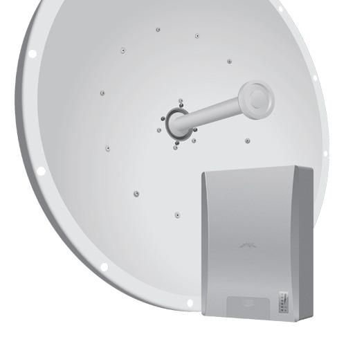 Ubiquiti PowerBridge M10 10.5GHz 0.6m 34dBi Dish