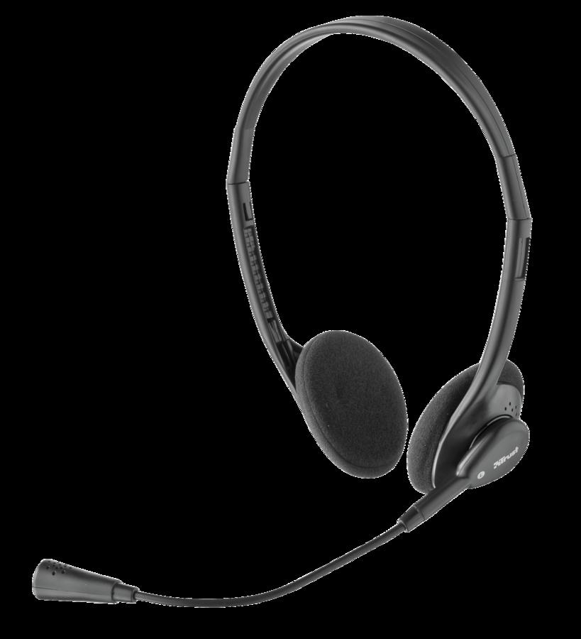 náhlavní sada TRUST Primo Headset (HS-2100)