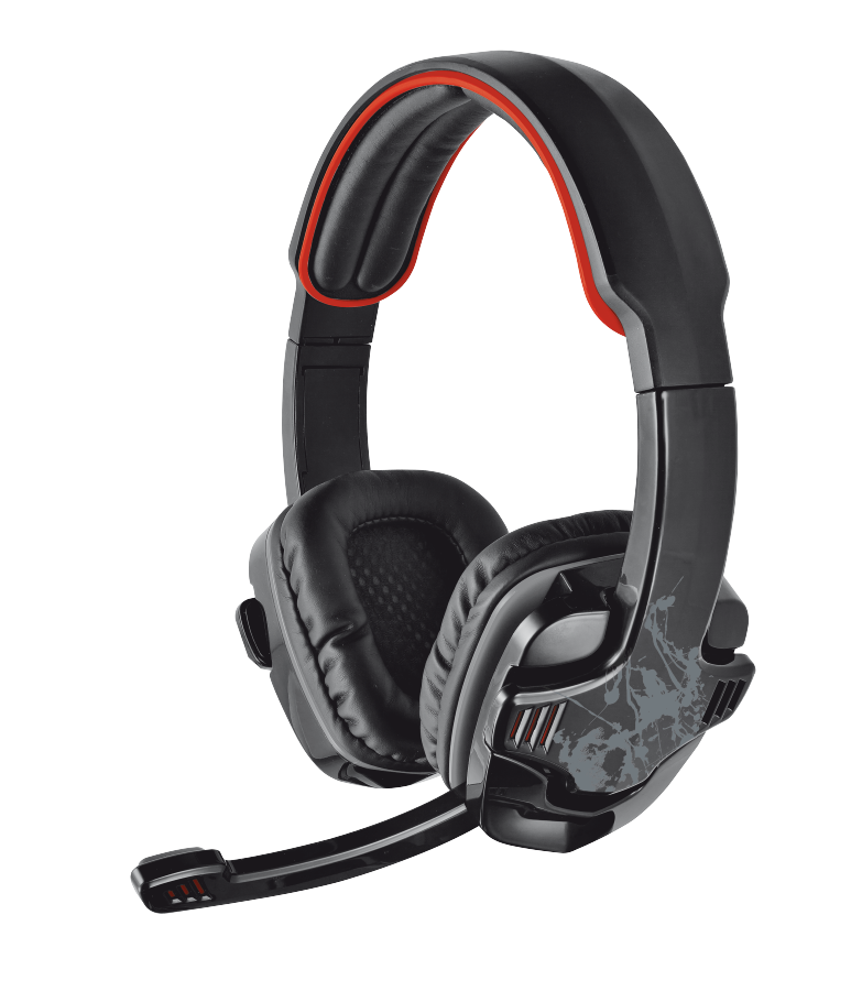 TRUST Sluchátka s mikrofonem GXT 340 7.1 Surround Gaming Headset