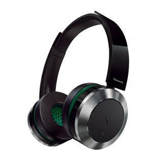 Panasonic Bluetooth stereo sluchátka RP-BTD10E-K, černá