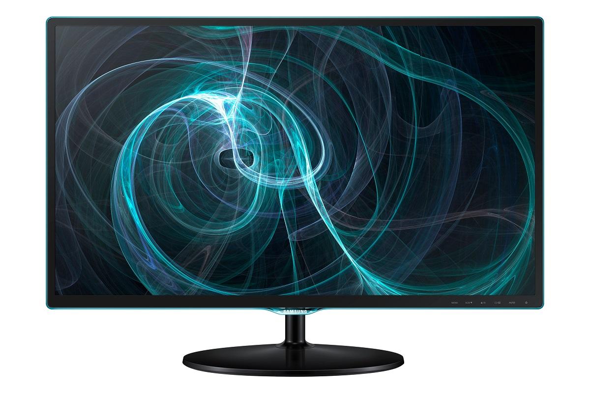 """Samsung LED LCD 22"""" S22D390 - 1920x1080, 5ms, 250cd, D-sub, HDMI, černá lesklá"""