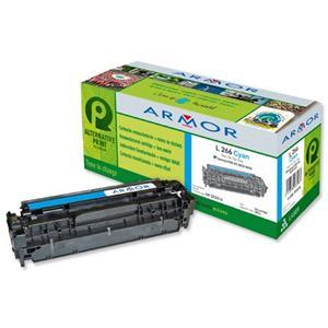 HP CC531A modrý LaserJet CM2320, CP2025