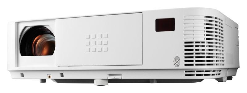 NEC DLP proj. M322W - 3200lm,WXGA,HDMI,LAN,USB