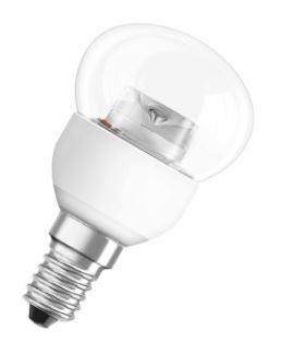 Osram světelný zdroj LED STAR CLASSIC P25 E14 4W 220-240V 2700K 250lm