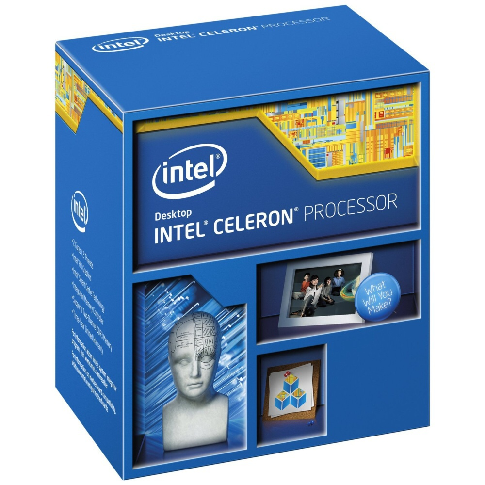 CPU Intel Celeron G1840 BOX (2.8GHz, LGA1150, VGA)