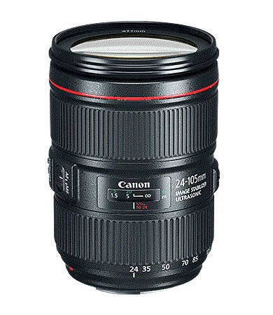 Canon EF 24-105mm f/4 L IS II USM - SELEKCE SIP