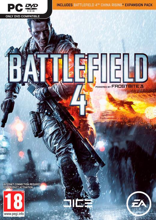 BATTLEFIELD 4 CZ/SK PC