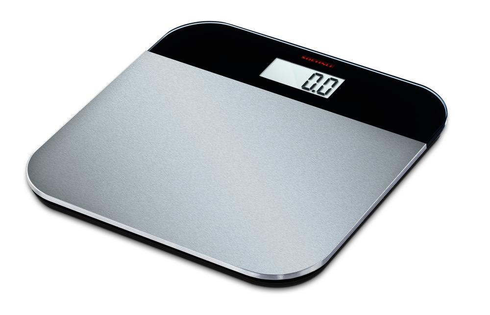 Osobní váha ELEGANCE STEEL