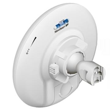 Ubiquiti NanoBeam M5-16 M5-16 Outdoor 5 GHz, 802.11a/n, 1x10/100BaseT LAN, duální anténa 16 dBi
