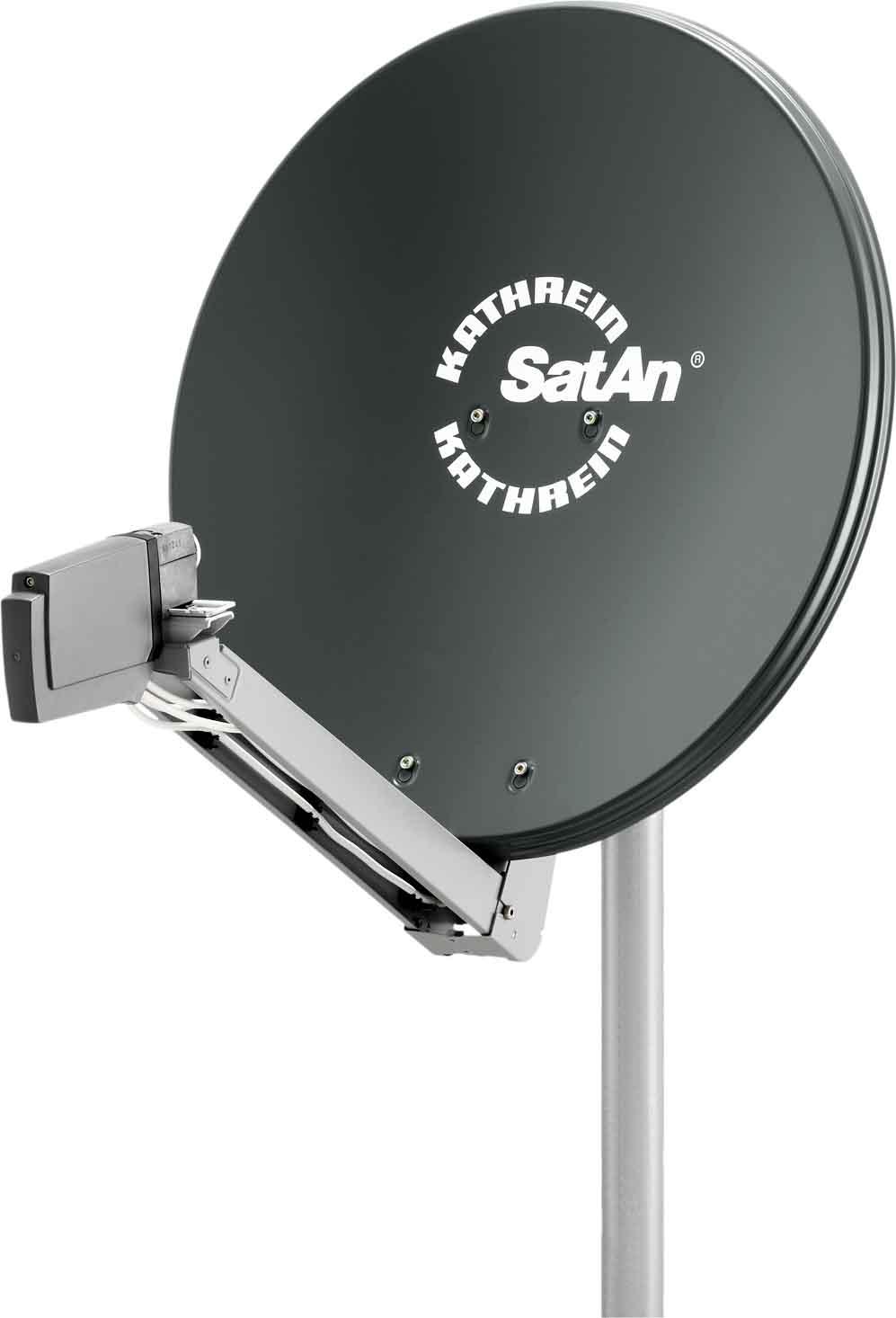 Offsetová satelitní anténa Kathrein