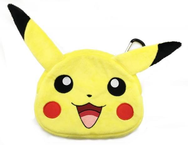 Nintendo Universal Plush Pouch - Pikachu