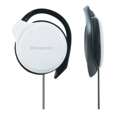 Sluchátka otevřená Panasonic RP-HS46E-W bílá