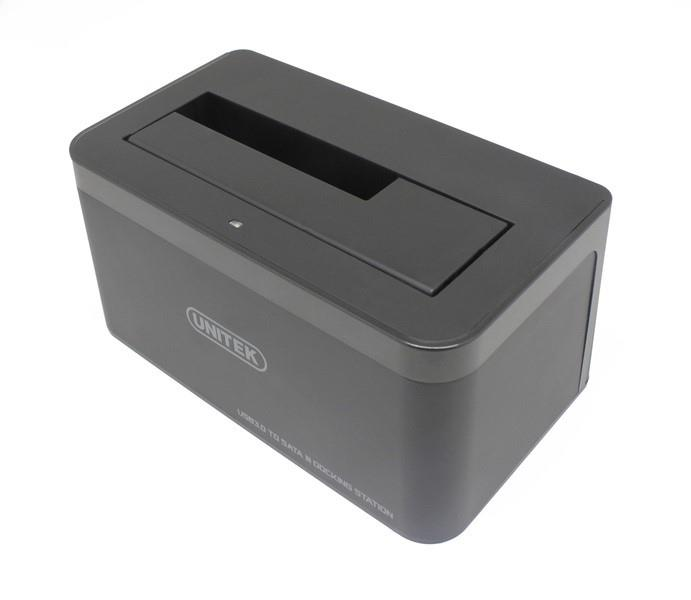 Unitek Y-1078 dokovací stanice HDD/SSD 2.5''/3.5'' SATA III - USB 3.0