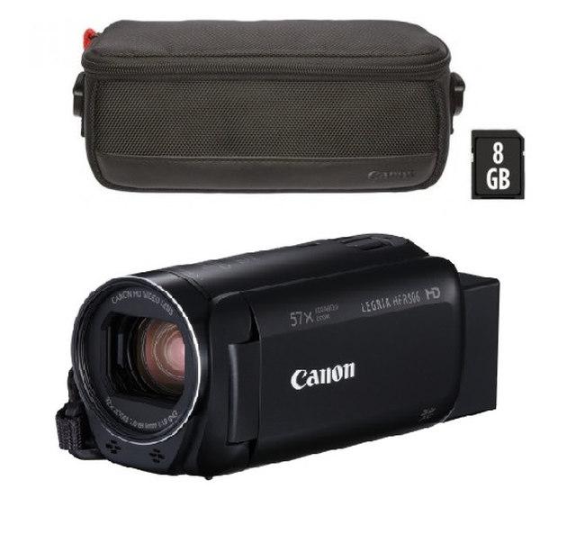 Canon LEGRIA HF R806 BLACK Essential Kit SELEKCE (pouzdro + karta)