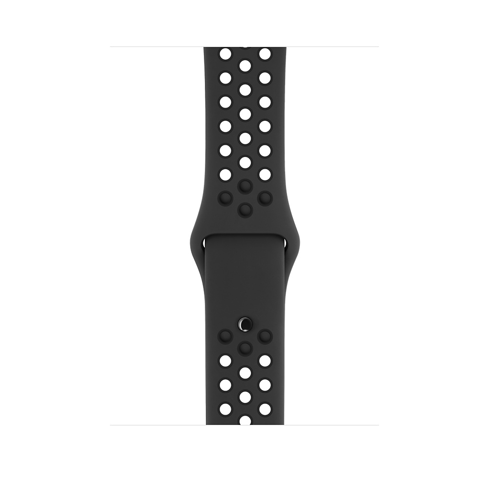 Watch Acc/38/Anthracite/Black Nike Sport Band