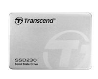 Transcend SSD230S, 512GB, 2.5'', SATA3, 3D, hliníkové pouzdro