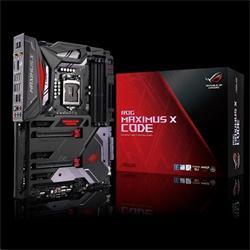 ASUS ROG MAXIMUS X CODE soc.1151 Z370 DDR4 ATX 3xPCIe M.2 USB3.1 HDMI DP