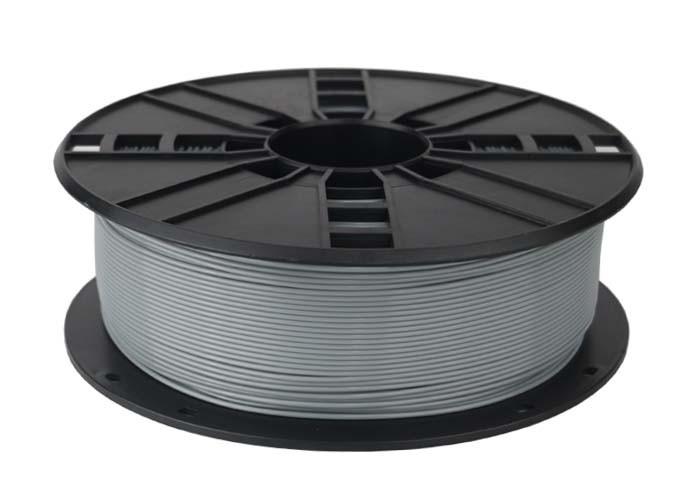 GEMBIRD Struna pro 3D tisk,PETG,1,75mm,1Kg,šedá