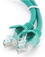 Gembird Patch kabel RJ45, cat. 5e, UTP, 1m, zelený