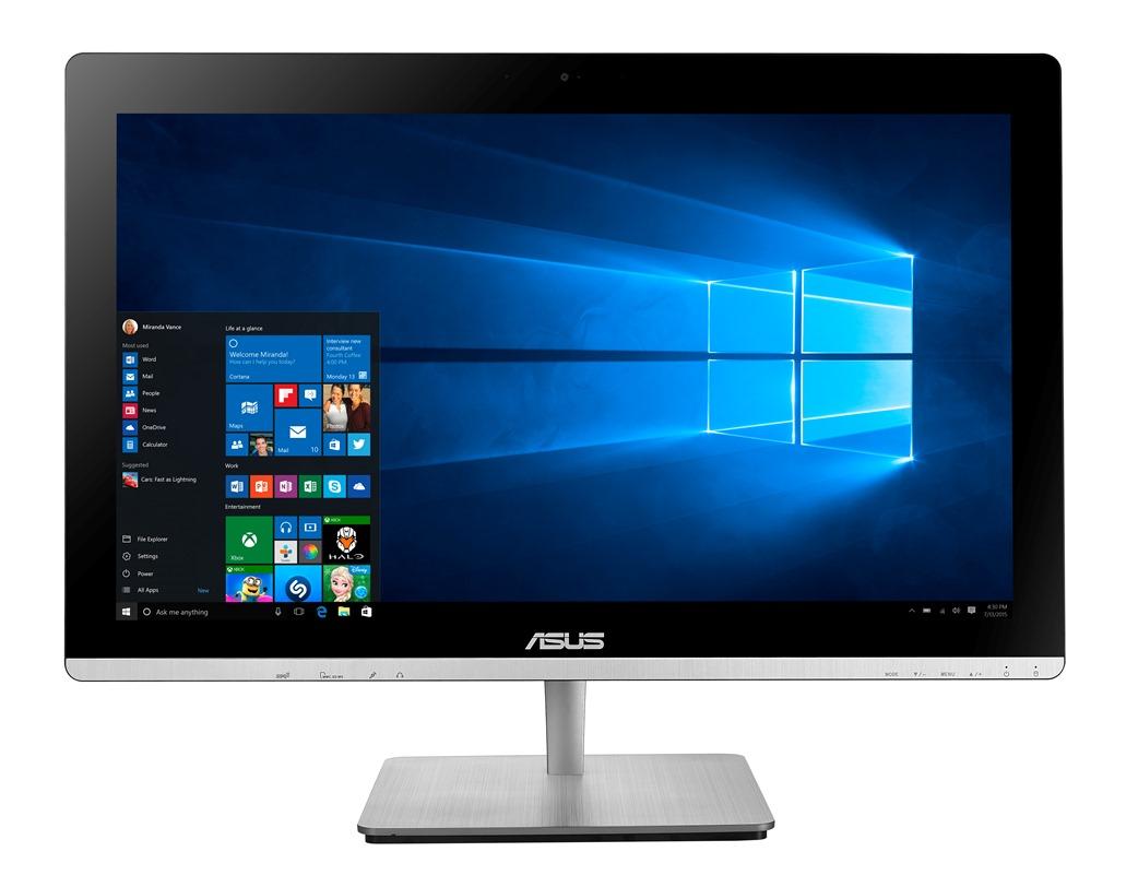 """ASUS Vivo AiO V230IC - 23""""/i3-6100T/1TB/4G/DVD/W10 černo-stříbrný"""