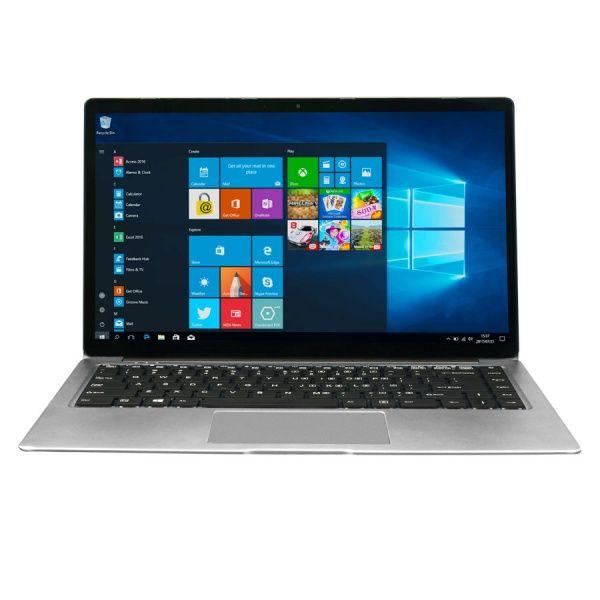 """UMAX VisionBook 14Wa Pro 14,1"""" Full HD Cloudbook s Intel Apollo Lake, 4GB RAM, SSD slotem a podsvícenou klávesnicí"""