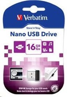 VERBATIM USB Flash Disk Store 'n' Stay NANO 16GB