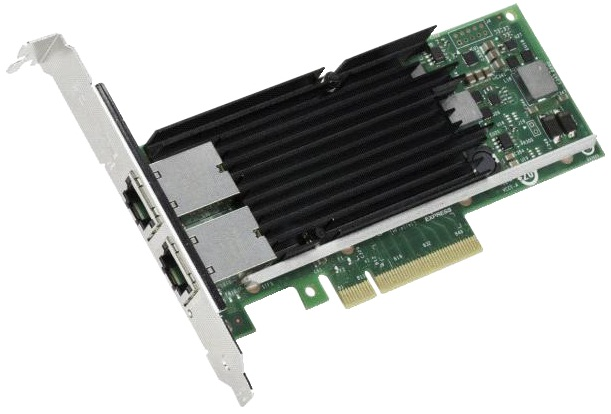 Intel Ethernet CNA X540-T2, retail bulk