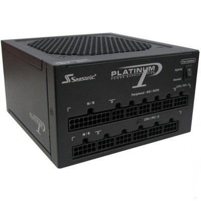 Zdroj Seasonic Platinum 860 860W 80 Plus Platinum