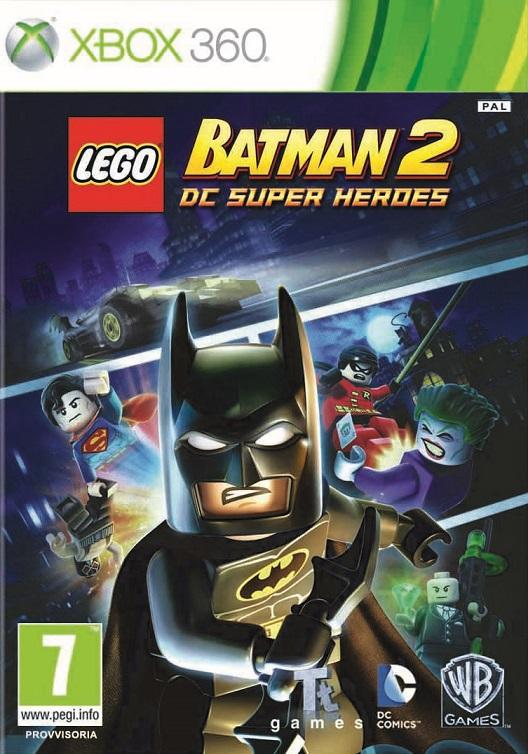 X360 - LEGO BATMAN 2: DC SUPER HEROES CLA