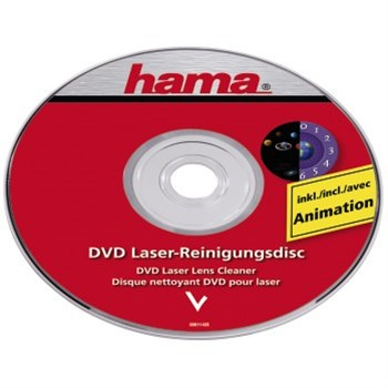 Hama DVD čisticí disk