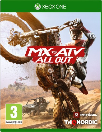 XBOX ONE - MX vs ATV - All Out