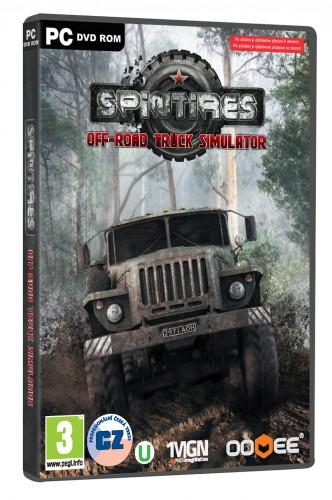 SPINTIRES: Off-road Truck Simulator
