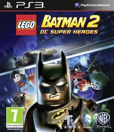 PS3 - Lego Batman 2: DC Super Heroes ESS