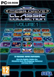 Sega Mega Drive Collection VOL.1