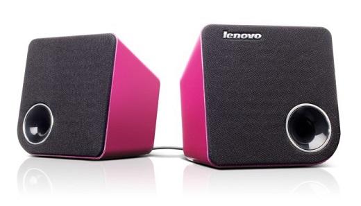 Lenovo Idea stereo reproduktory 2.0 M0620 - růžové
