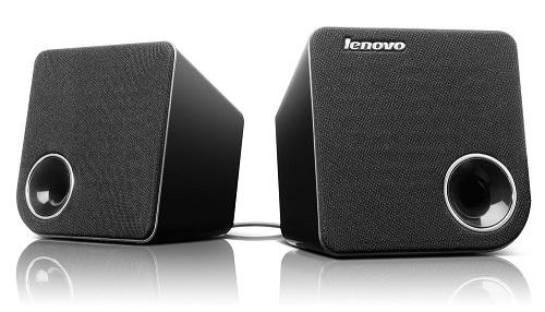 Lenovo Idea stereo reproduktory 2.0 M0620 - černé
