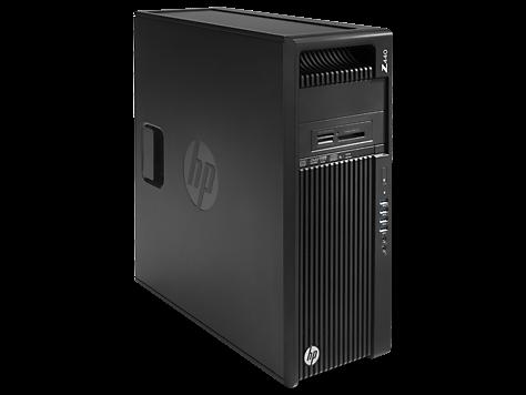 HP Z440 TWR i7-7700 3.6GHz 2x4GB nECC 1TB DVDRW Win10 pro 64 mysz USB NoKBD