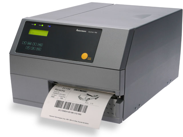 Honeywell PX6i, TT, 203DPI, 6'', LCD, USB, RS232, LAN