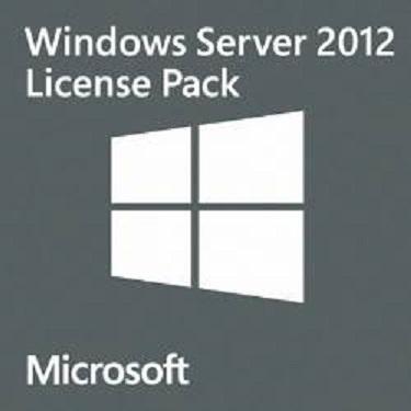 Win Server CAL 2012 English 1pk 1 Clt User CAL OEM
