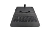 """Crono pouzdro s klávesnicí pro 10"""" tablet - CZ klávesy, micro USB"""
