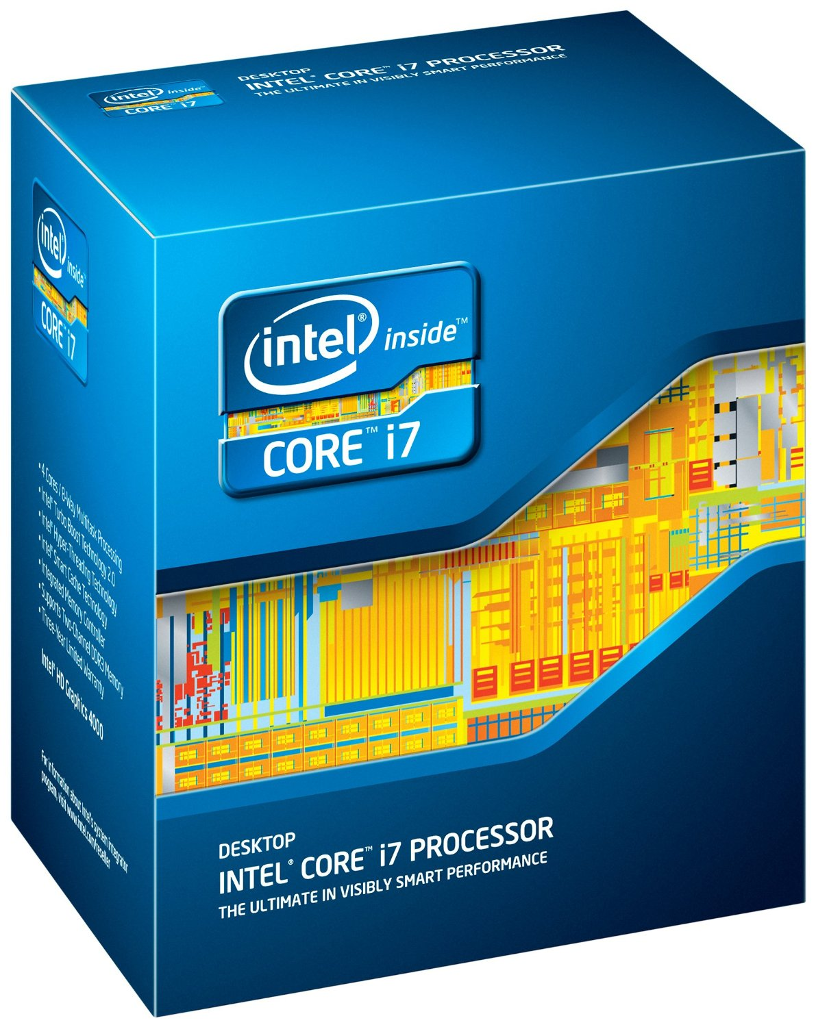 CPU INTEL Core i7-4790K 4GHz 8MB L3 LGA1150, VGA - BOX