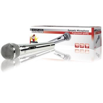 KÖNIG dynamický mikrofon - KN-MIC45*