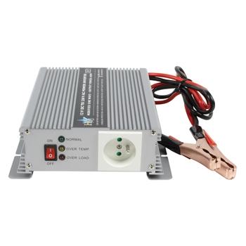 HQ INV600W/12F - Měnič napětí 12V/230V, 600W