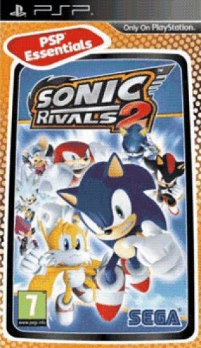 PSP - Sonic Rivals 2