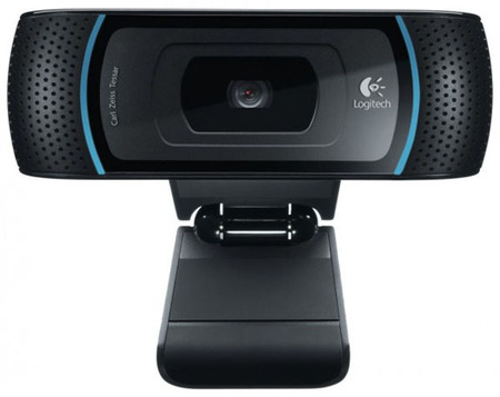 Logitech OEM B910 HD Webcam