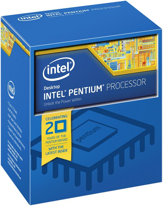 Intel Pentium processor Haswell G3258 3,20 GHz/LGA1150/3MB cache - overclocking
