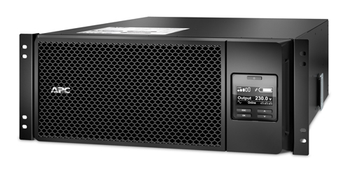 APC Smart-UPS SRT 6000VA (6 kW) 230V Rack Mount, 4U